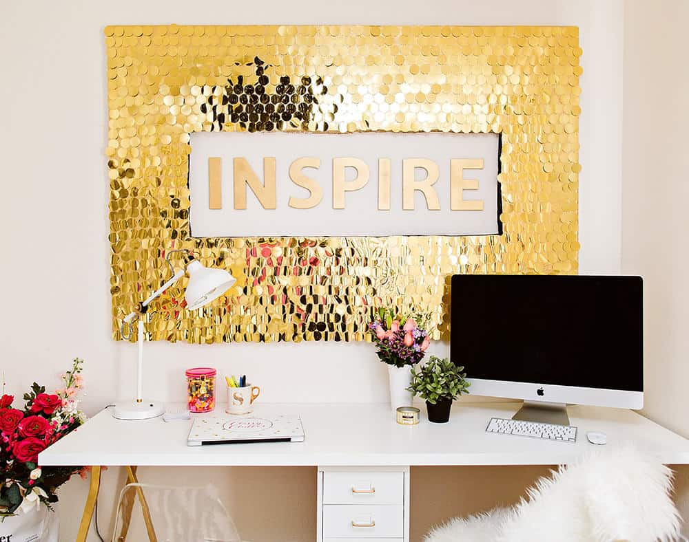 Top DIY Office Decor Ideas That Will Inspire Creativity - Ideal Me