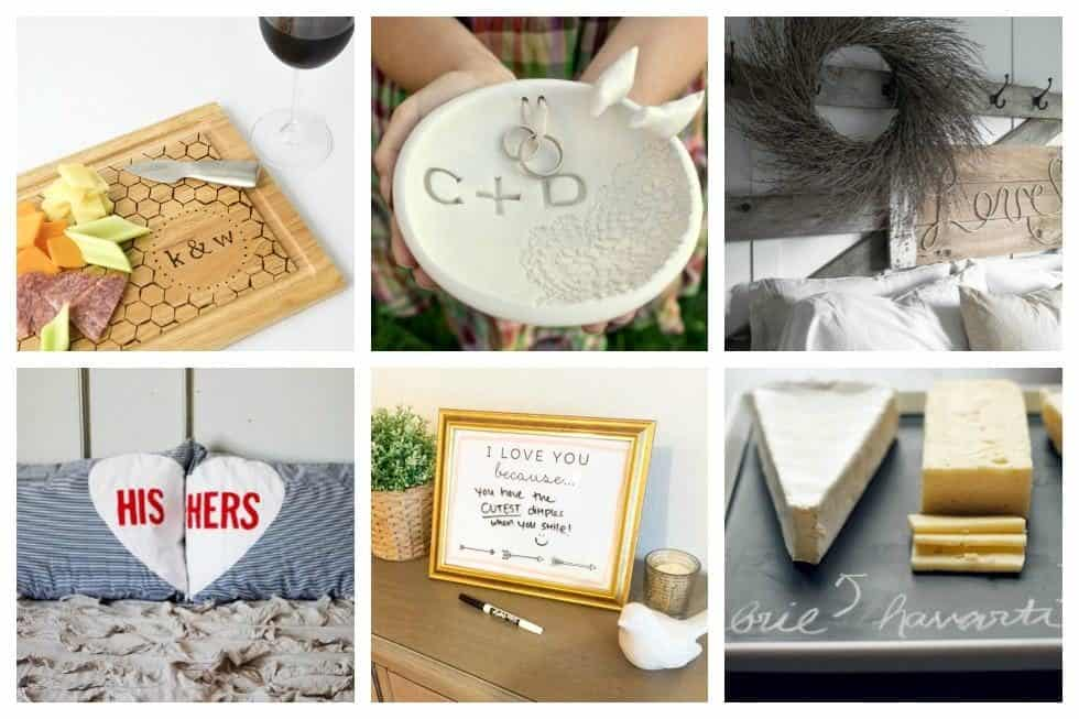 15 Thoughtful Diy Wedding Gifts That Every Couple Will Love Ideal Me