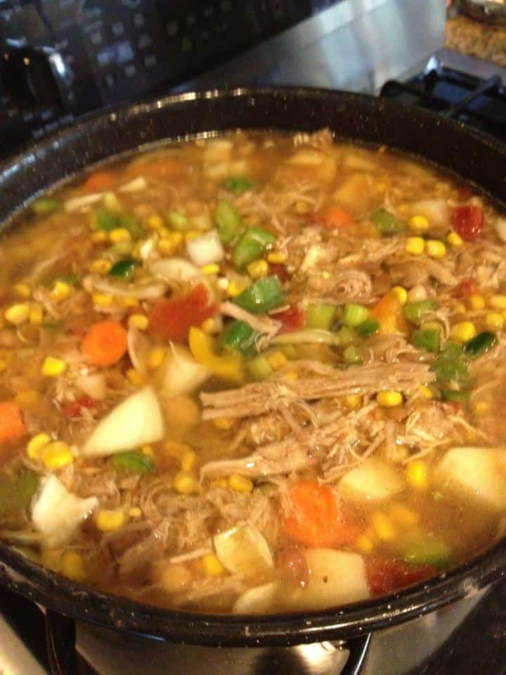 Kentucky Burgoo Soup - Canning homemade soupscanhelp you save money, gain control over what's in your food, and save you time when you need a quick meal. Make your own canned soup with one of these delicious twelve recipes today.
