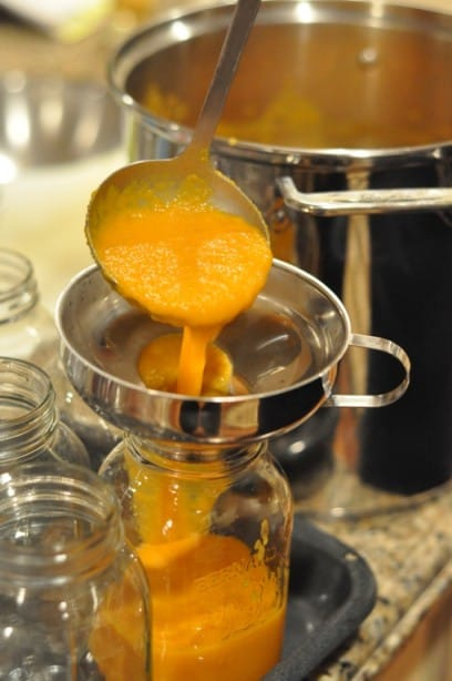 Carrot Ginger Soup - Canning homemade soupscanhelp you save money, gain control over what's in your food, and save you time when you need a quick meal. Make your own canned soup with one of these delicious twelve recipes today.