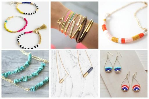 We've found 17 of the best jewelry ideas you can make that your friends will love to wear. Check out our easy and creative DIY jewelry making projects now!