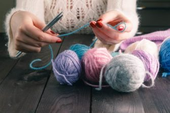 As you may have noticed, knitting is now back in vogue. We've compiled a list of all the must-have tools that every knitter needs in their knitting kit.