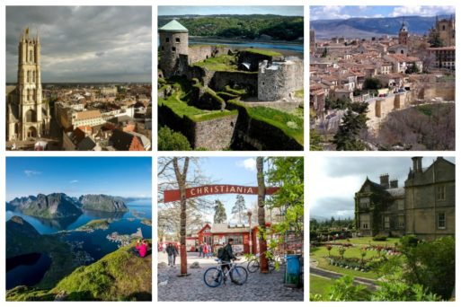 Check out our own list of unconventional European cities to visit... and see if any of these might be your next travel destination.
