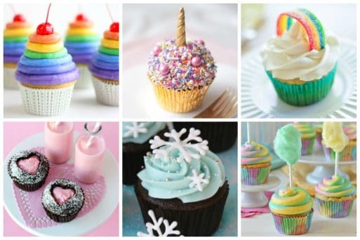 Prepare yourself for cupcakes that are so gorgeous, you may not want to eat them! Here are 20 easy ideas for decorating cupcakes perfect for any occasion.