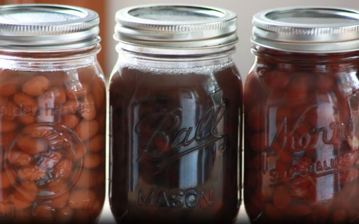 How To Can Beans The Nourishing Way - recipes for canning beans
