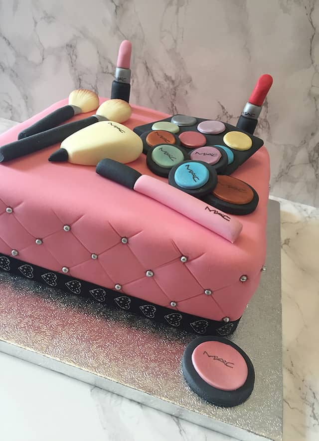 Quilted Effect - birthday cake decorating ideas