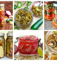 30 Recipes For Canning Vegetables This Summer