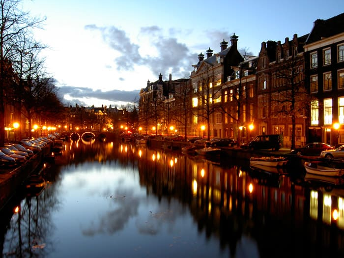 Amsterdam, Netherlands - places to travel in Europe