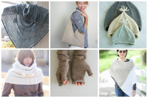 No outfit is complete until you've paired it with a great accessory. Here are 18 accessories every knitter will love - ideal for beginners and experts alike.
