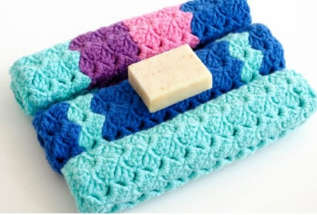 17 free crochet dishcloth patterns thatll make you want to wash tulip textured crochet dishcloth pattern dt1010fo
