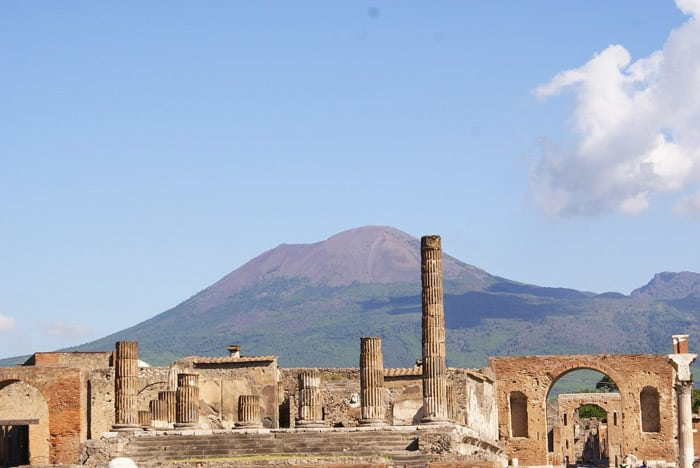 Pompeii, Italy - places to travel in Europe