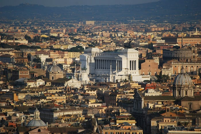 Rome, Italy - places to travel in Europe