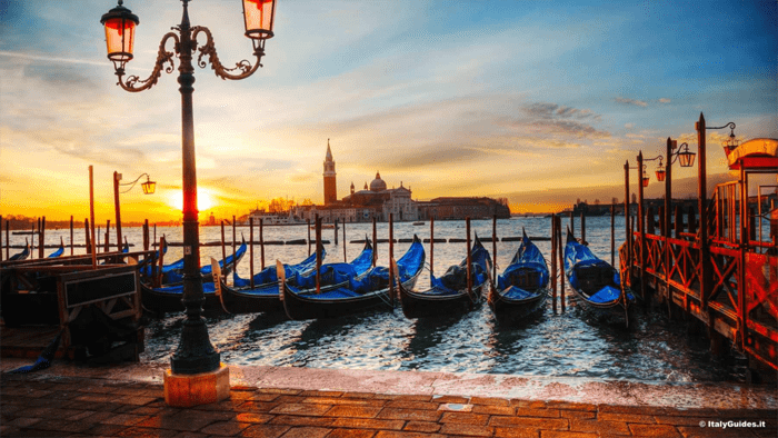 Venice, Italy - places to travel in Europe