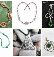 14 Celtic Knot Jewelry Projects You Can DIY