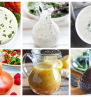 29 Delicious Paleo Salad Dressings