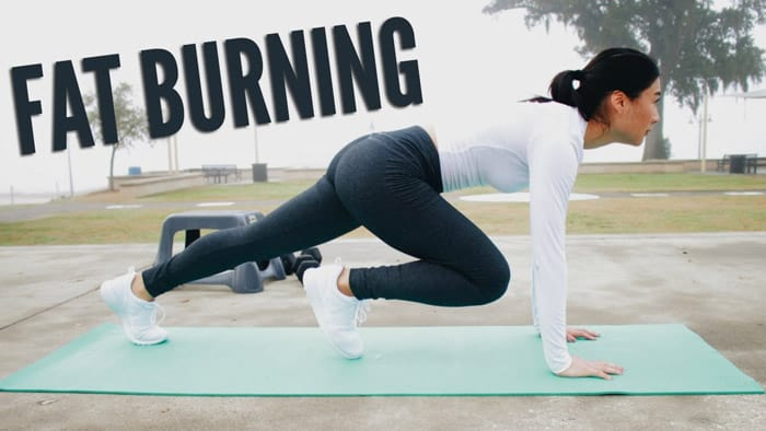 Fat Burning HIIT Cardio for Beginners