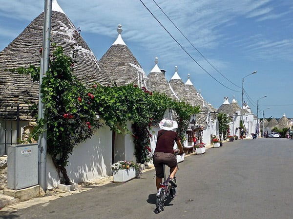 Alberobello, Italy - unique travel destinations
