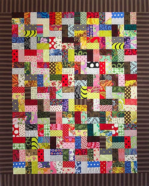 Attic Stairs Quilt - country quilts