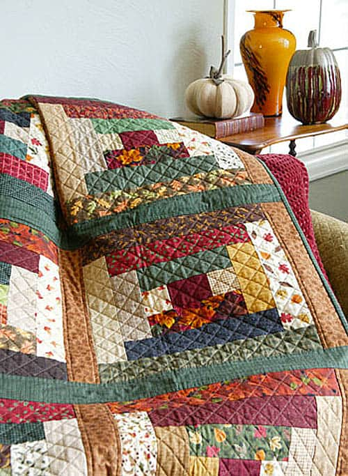 Before the Snow Flies - country quilts