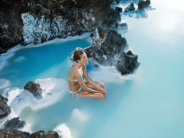The Blue Lagoon, Iceland - unique travel destinations
