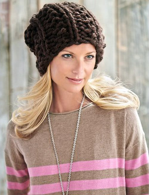 13 simple hat knitting patterns perfect for beginners ideal me big textures hat hat knitting patterns dt1010fo
