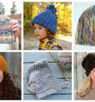 13 Simple Hat Knitting Patterns Perfect for Beginners