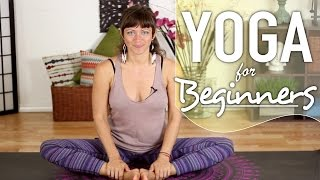 Deep Hip Opening Stretches—Beginners Yoga Sequence