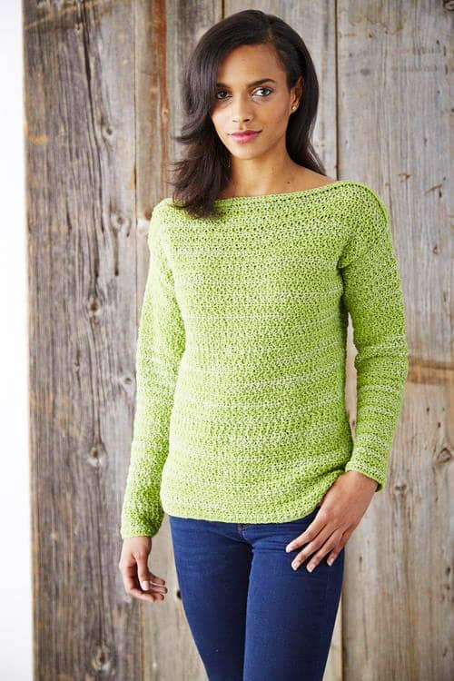 20 free crochet sweater patterns perfect for chilly days ideal me boat neck pullover free crochet sweater patterns dt1010fo
