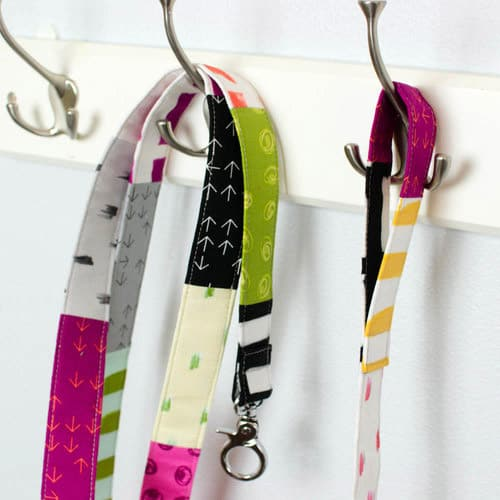 Scrappy Pet Leash - sew for your pets