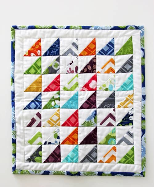 Simply Color Candy - mini quilt patterns