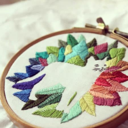 10 Amazing Embroidery Designs To Inspire Your Next Project Ideal Me