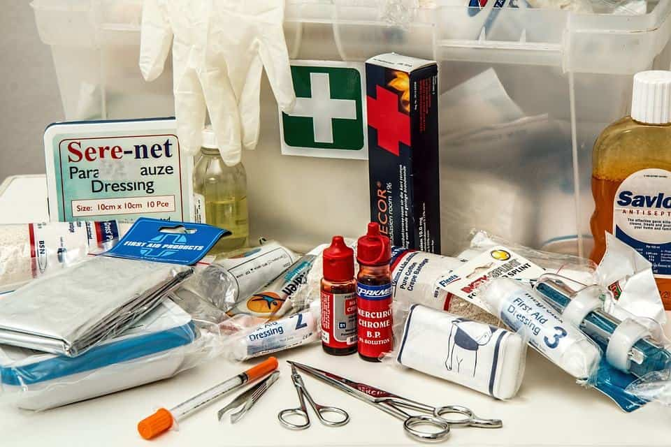Survival first aid kit. You may not know it but there a many everyday items that can be used in practical and helpful survival essentials. When you're caught in a survival situation, it's your skills that will make or break you. Here are some amazing survival tips that could wind up saving your life or a loved one's life.