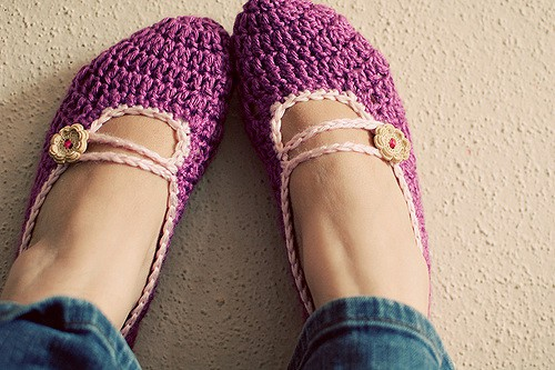 20 Free Crochet Slipper Patterns that are Perfect for Fall - Ideal Me