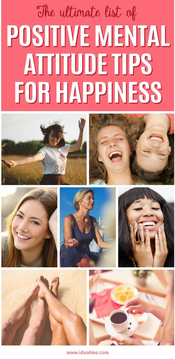 It has been proven that positive thinking can enhance our overall health and well-being. If you need some help turning your frown upside down, here is our list of science-backed ways to improve your mental attitude to help achieve a greater level of happiness in your life.