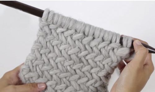 herringbone-stitch