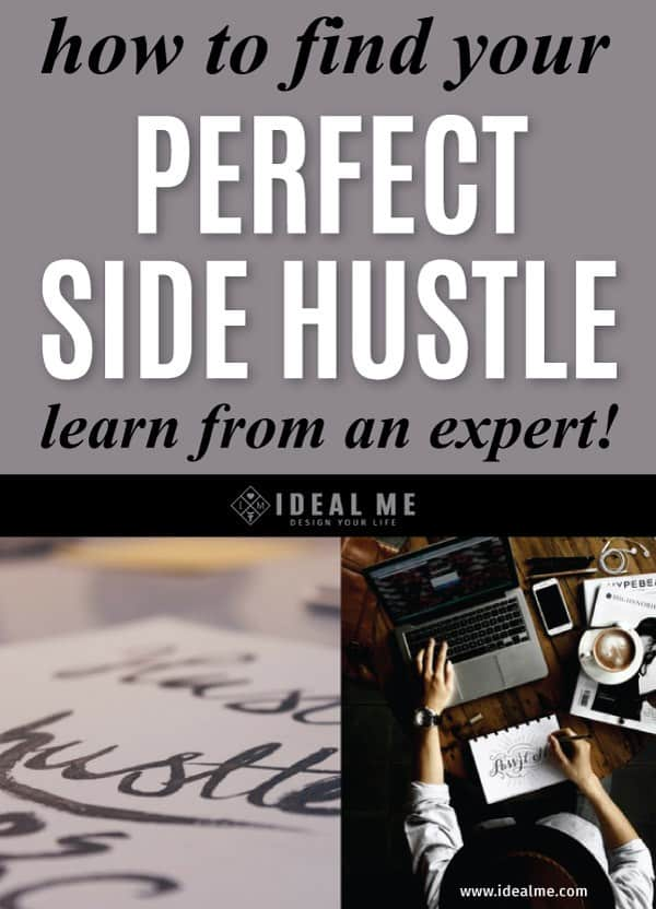 How To Find Your Perfect Side Hustle. From identifying different types of side hustles to laying out the steps for choosing the perfect one for you, this blog post is your ultimate guide.