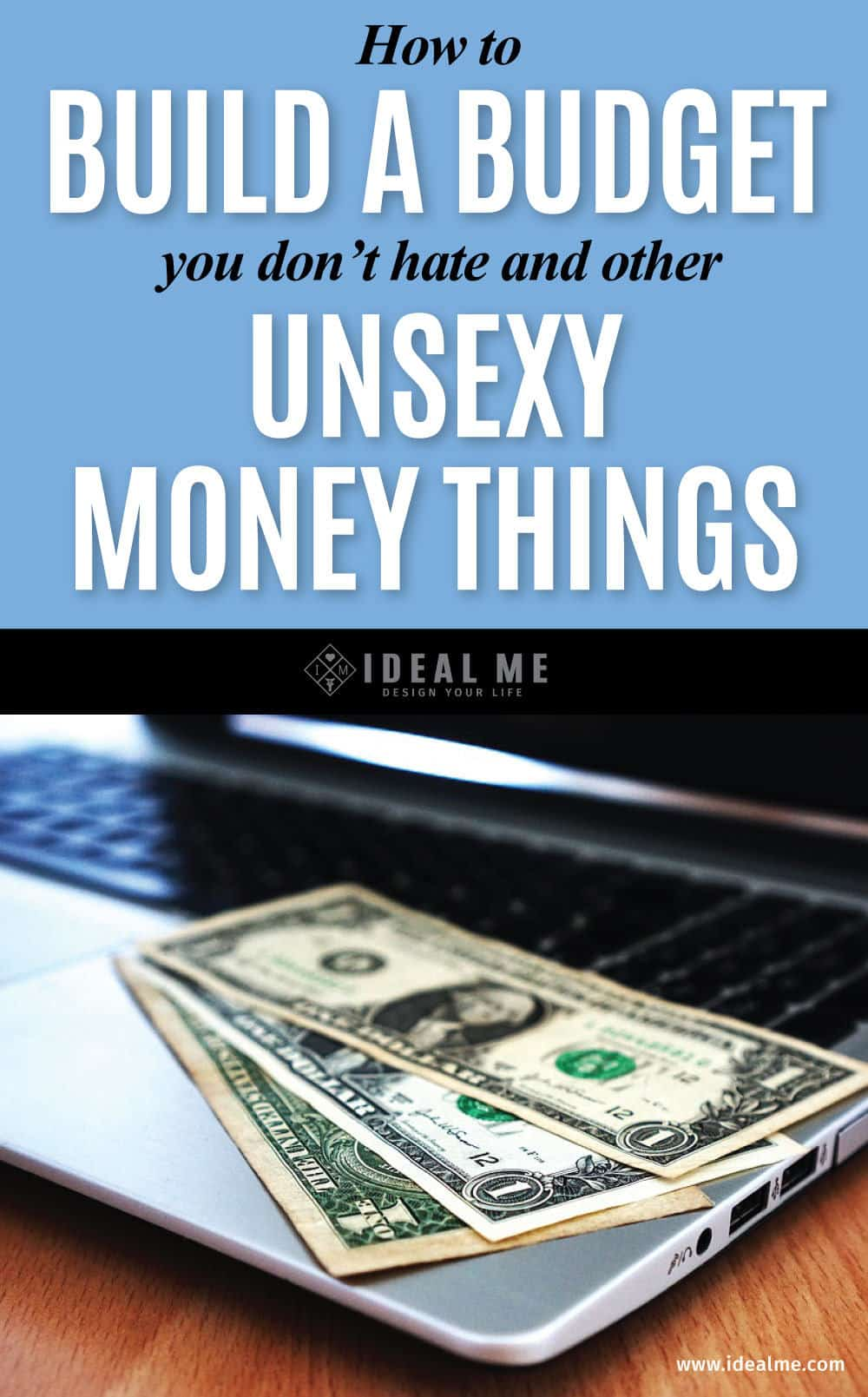 How To Build a Budget You Don't Hate & Other Unsexy Money Things - Knowing what's coming in and going out is the first step to reaching financial freedom. From building budget categories to tracking your spending, our post will guide you through building a sustainable budget in just 6 easy steps.