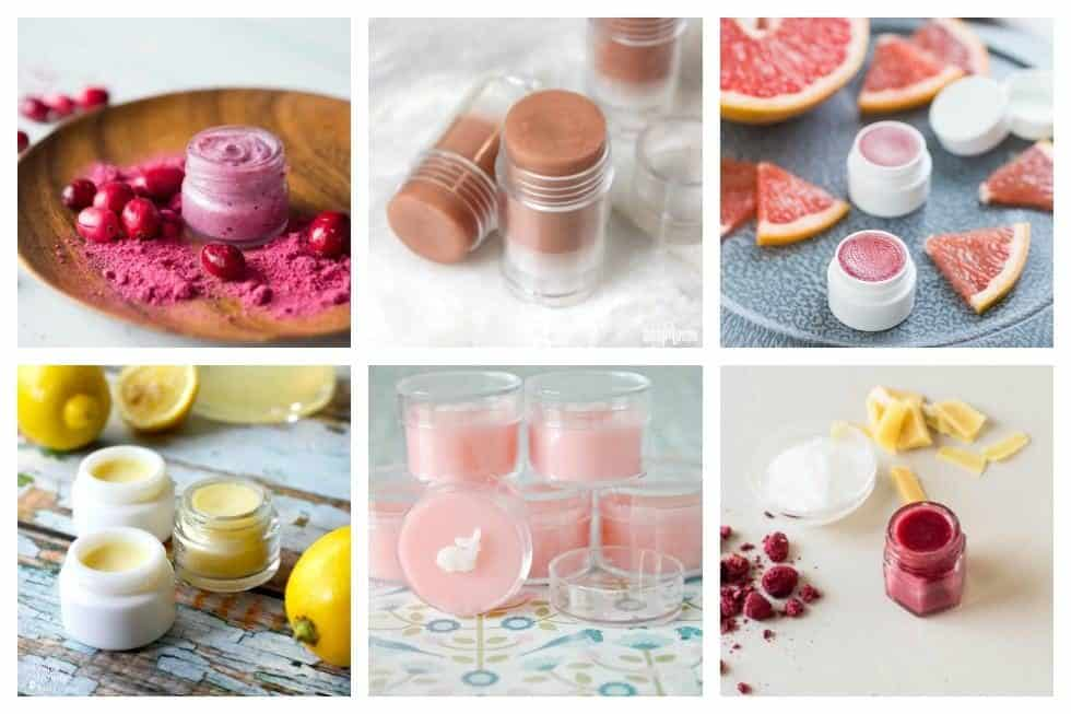 The general wear and tear our lips face often result in dry, flaky, chapped and cracked lips that are in desperate need of a little TLC. Here's our list of the top lip balm recipes that will leave your lips feeling and smelling amazing.