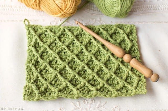 18 Easy Crochet Stitches You Can Use For Any Project Ideal Me