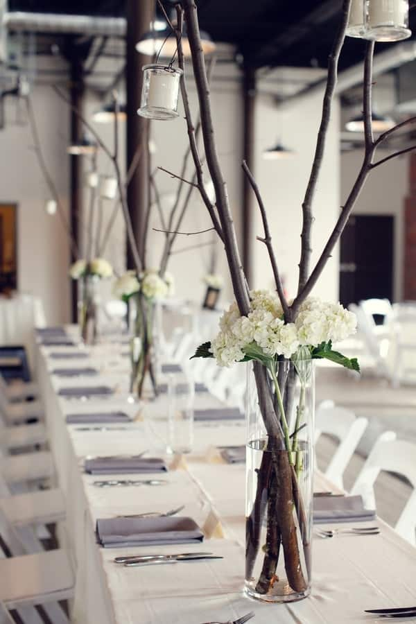 25 Stunning DIY Wedding Centerpieces to Make on a Budget ...