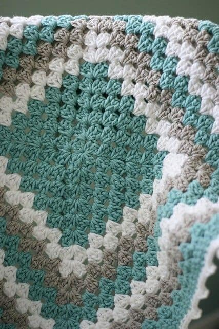 20 Easy Granny Square Blankets To Cuddle Up With Ideal Me