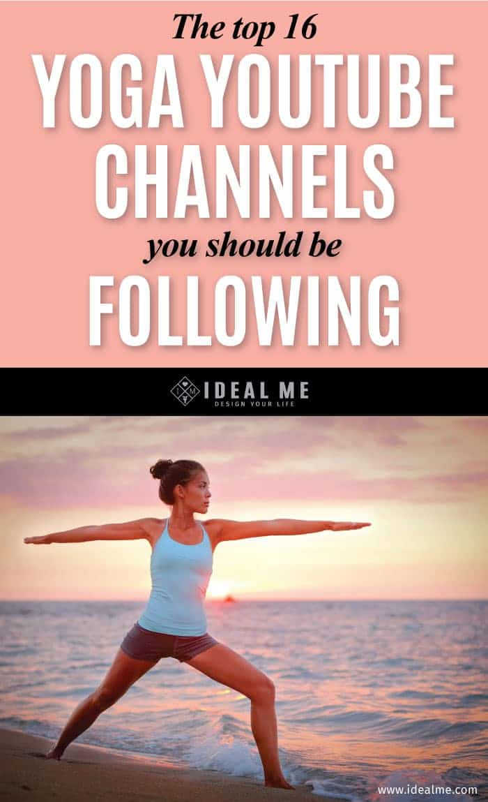 Here are 16 Yoga Youtube Channels to start following - you'll find videos for every level, every intensity, and for pretty much anything you could think of!