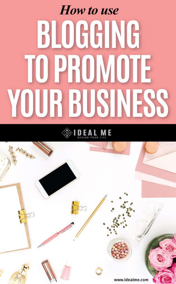 A blog can be an incredible tool for promoting your business - it has reach and can build relationships. Here's how to optimize your blog for your business.