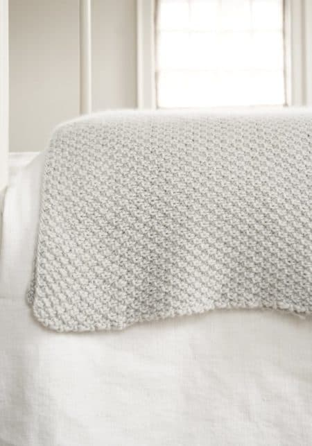 18 Easy Knit Throws To Make To Add A Little Warmth To Your