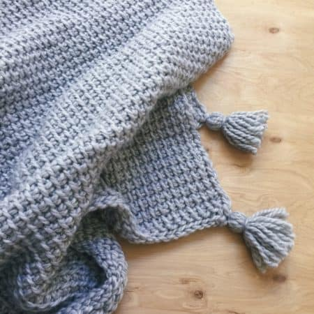 15 Fun Tunisian Crochet Projects To Make This Weekend Ideal Me