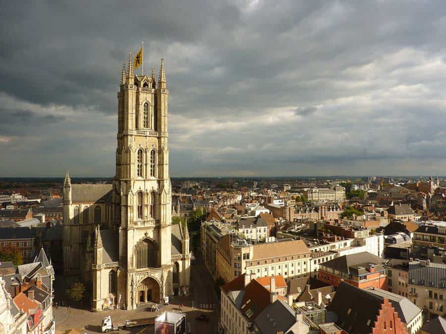 Ghent, Belgium - unconventional European cities
