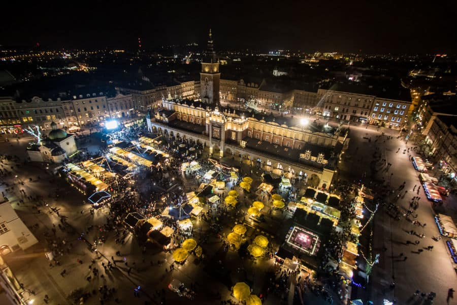 Kraków, Poland - unconventional European cities
