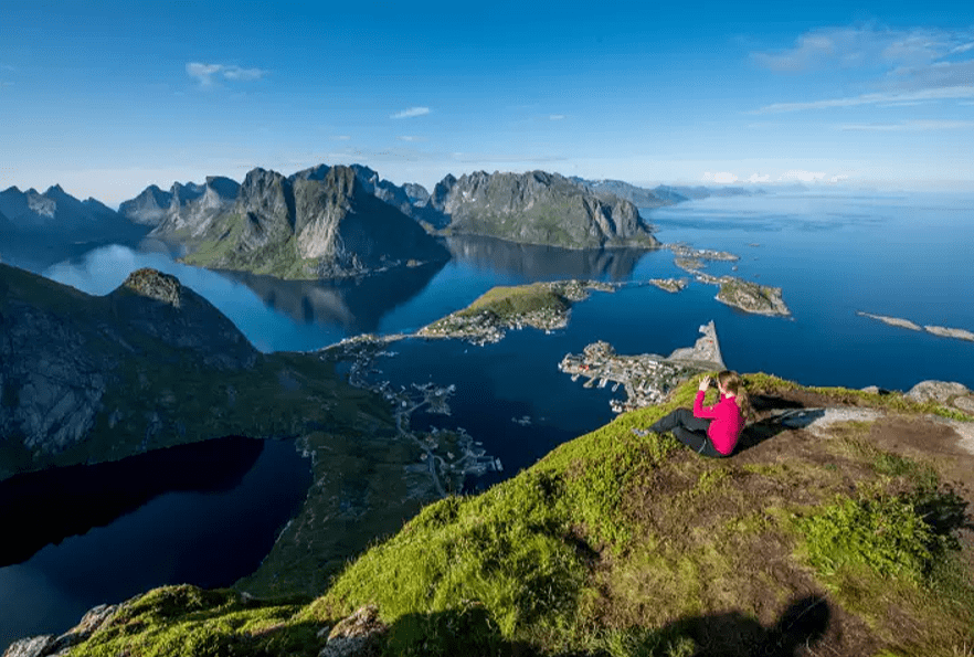 Lofoten Islands, Norway - unconventional European cities