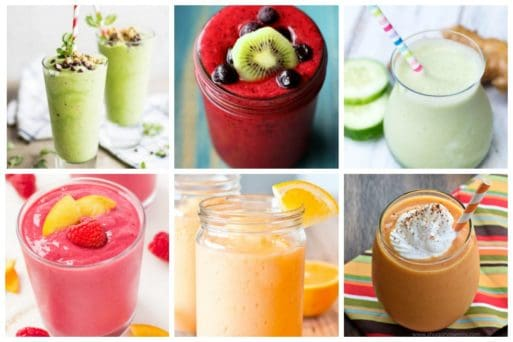 They're fast, easy, and completely customizable - and pretty yummy!Hop on the smoothie train with these 20 delicious and healthy smoothies for weight loss.