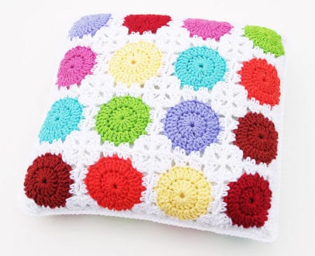 40 Crochet Pillow Patterns That Anyone Can Make Ideal Me Delectable How To Crochet A Pillow Cover